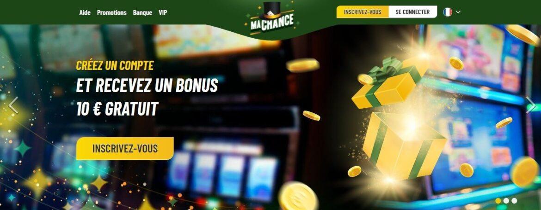 Machance casino avis : pourquoi saisir l'opportunité d'y jouer ?