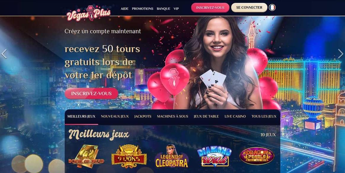 Vegas plus casino avis : est-il aussi fiable ?